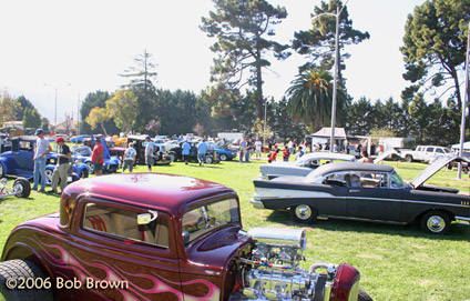 Josh Heilbron Benefit Car And Cycle Show - Lompoc car show